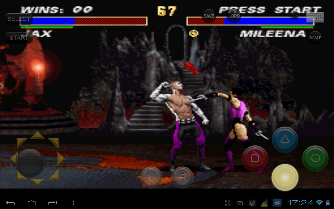Скачать игру mortal kombat 3 ultimate на андроид бесплатно.