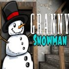 Horror Snowman granny game - Scary Games Mod