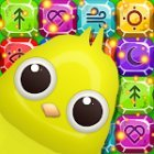 Birdies Escape: Candy Gems and Jewels Match