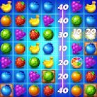 Juice Fruity Splash - Puzzle Game & Match 3 Games