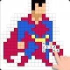 скачать Pixel Art раскраска по номерам на андроид