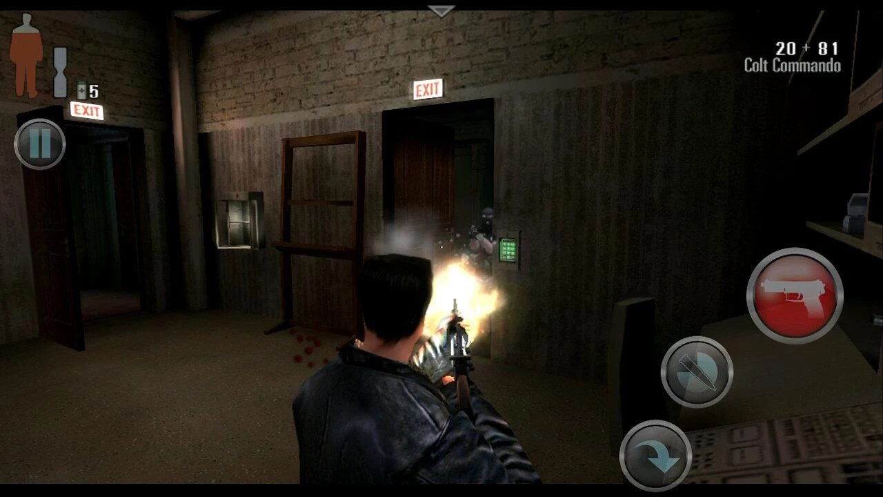 Download Max Payne Mobile Mod Unlocked 1 7 Apk For Android
