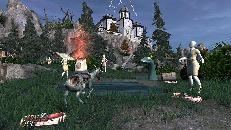 Download Goat Simulator GoatZ 1.4.6 APK