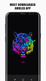 Обои Super AMOLED