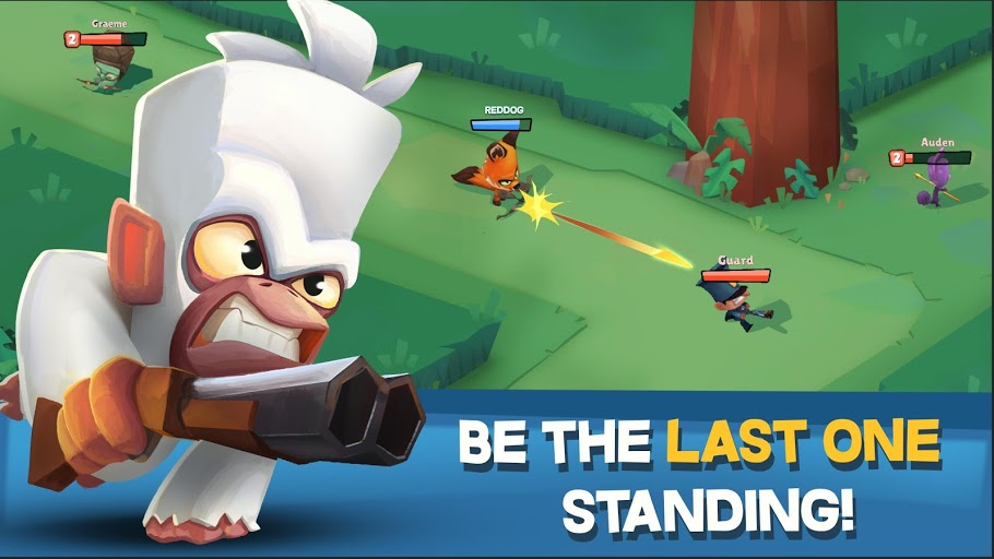 Download Zooba: Zoo Battle Arena 0.29.0 APK For Android