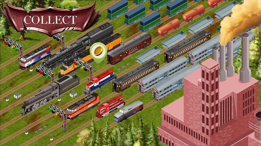 Скачать Chicago Train - Idle Transport Tycoon на андроид ...