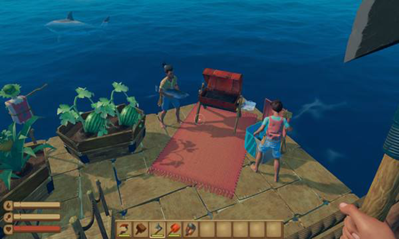 Download New Adventures In Raft 1 4 Apk For Android